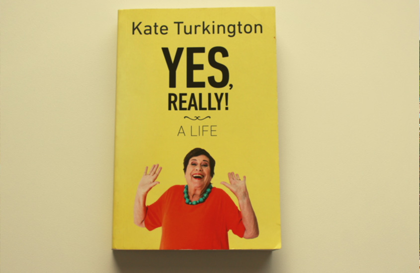 Getting To Know Kate Turkington!