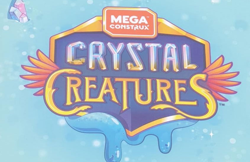 Introducing Mattel's Crystal Creatures