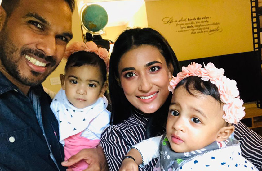 Remembering My son Narad while celebrating and raising 2 of my 3 Triplets – By Sharleen Moodley