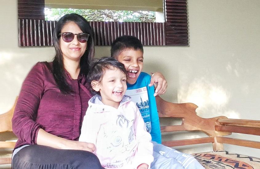 Meet Kajal …of all trades!